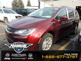New 2019 Chrysler Pacifica Touring Plus Van 2C4RC1FG2KR644570 190600 for sale in Windsor, Ontario