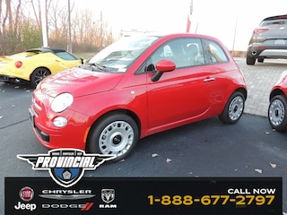 2017 FIAT 500 Pop Hatchback 3C3CFFAR6HT699424