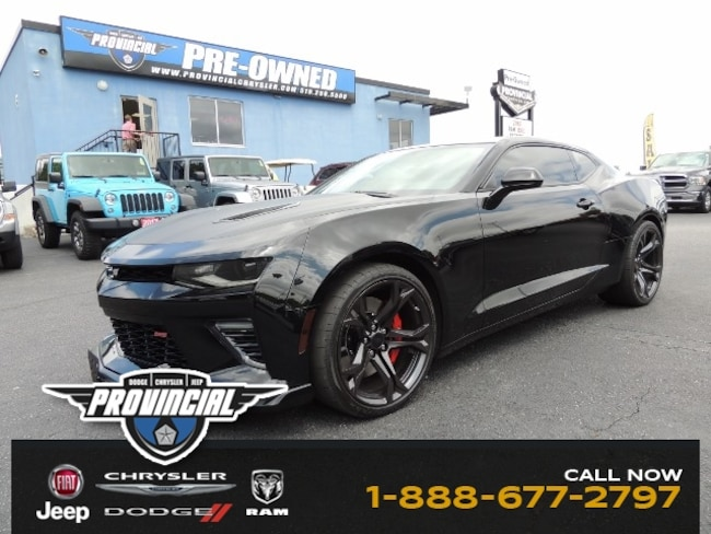 Certified Used 2018 Chevrolet Camaro SS For Sale | Windsor ON | Vin:  1G1FG1R72J0167613