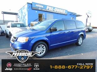 2019 Dodge Grand Caravan SXT Windsor Mini Van Store Provincial Chrysler Dea Minivan/Van 2C4RDGBG1KR582147