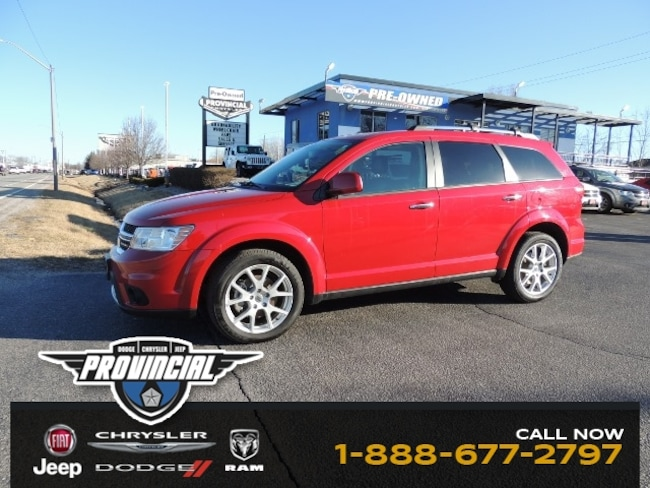 Used 2018 Dodge Journey GT AWD SUV in Windsor