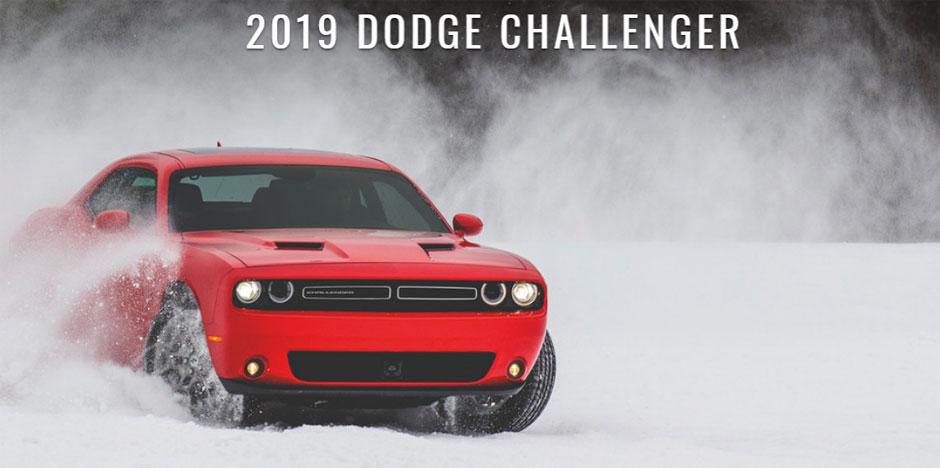 2019 Dodge Challenger | Provincial Chrysler Dodge Jeep RAM