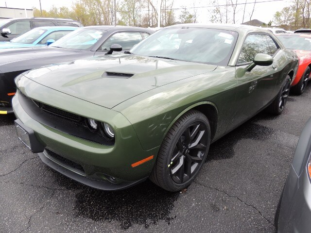Used Challenger For Sale >> Used 2019 Dodge Challenger For Sale At Provincial Chrysler Dodge Jeep Ram Vin 2c3cdzag0kh638365