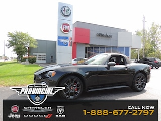 2019 FIAT 124 Spider Abarth Convertible JC1NFAEK3K0141505 190145