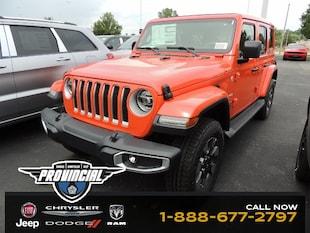 2019 Jeep Wrangler Unlimited Sahara Windsor Best Deal Jeep Dealer Provincial SUV 1C4HJXEG2KW674455 191382