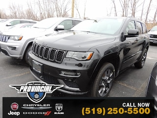 2020 Jeep Grand Cherokee Limited X Windsor Jeep Dealer Provincial Chrysler SUV 1C4RJFBG9LC230639 200288