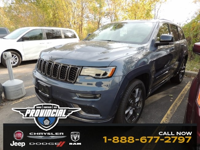 New 2020 Jeep Grand Cherokee Limited X SUV 1C4RJFBG7LC147274 200057 in Windsor, Ontario near LaSalle