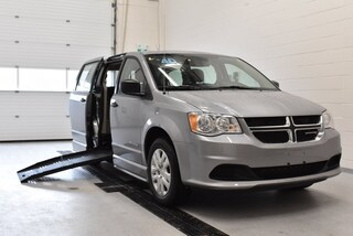 2019 Dodge Grand Caravan SE Braun Wheelchair Conversion Van  Minivan Braun Mobility