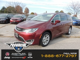 New 2019 Chrysler Pacifica Touring Plus Van 2C4RC1FG4KR556216 190164 for sale in Windsor, Ontario