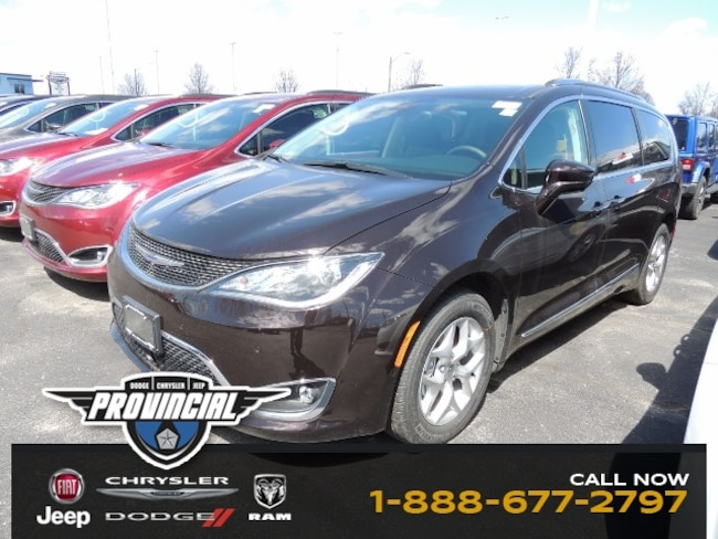 New 2019 Chrysler Pacifica Touring-L Plus Van 2C4RC1EG3KR644563 190677 dealer in Windsor, Ontario - inventory