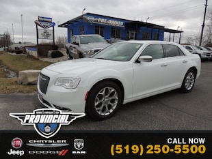 2017 Chrysler 300C C AWD Sedan