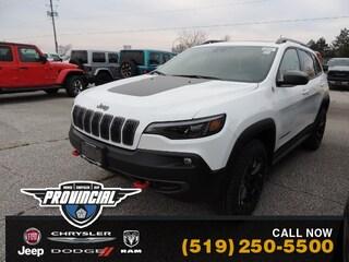 2020 Jeep Cherokee Trailhawk SUV 1C4PJMBX2LD559429 200233