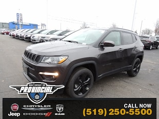 2020 Jeep Compass Altitude Jeep Deals Windsor Provincial Chrysler De SUV 3C4NJDBB7LT143916 200154