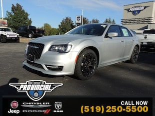 2019 Chrysler 300 S Best Buy 300 Provincial Chrysler Dealer Sedan 2C3CCABG8KH731072 191450