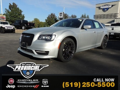 Chrysler 300s For Sale >> New 2019 Chrysler 300 For Sale In Windsor On 2c3ccabg8kh731072
