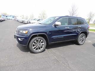 New 2018 Jeep Grand Cherokee Limited Windsor Best Jeep DEMO DEAL Provincial Chr SUV for sale in Windsor, Ontario