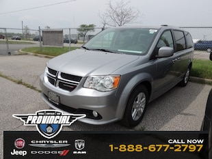 2019 Dodge Grand Caravan Crew Plus Van 2C4RDGDG2KR598628 190347