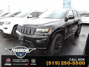 2020 Jeep Grand Cherokee Altitude SUV 1C4RJFAG1LC257612 200264