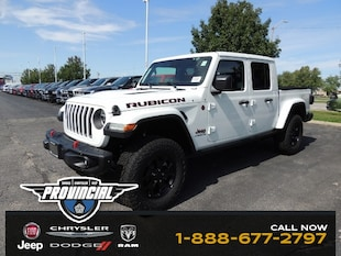 2020 Jeep Gladiator Rubicon Launch Edition Truck Crew Cab 1C6JJTBG6LL139458 200029