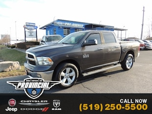 2014 Ram 1500 SLT Crew 4x4 Best Buy Ram Dealer Windsor Truck