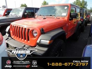 2019 Jeep All-New Wrangler Sport SUV 1C4GJXAG5KW579020 190665