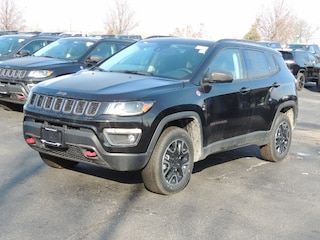 New 2018 Jeep Compass Trailhawk DEMO DEAL SUV for sale in Windsor, Ontario