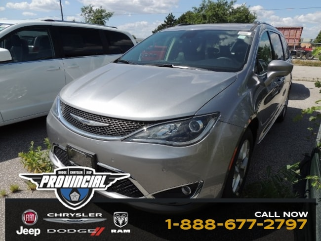 New 2019 Chrysler Pacifica Touring-L Plus Van 2C4RC1EG8KR644560 190610 in Windsor, Ontario near LaSalle