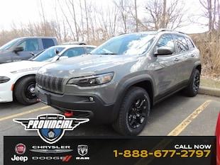 2019 Jeep New Cherokee Trailhawk SUV 1C4PJMBX9KD431185 190863