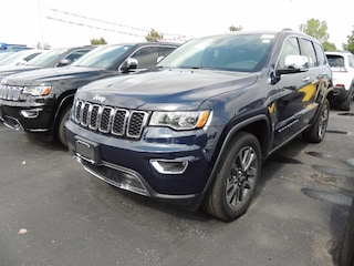 New 2018 Jeep Grand Cherokee Limited  DEMO DEAL SUV for sale in Windsor, Ontario
