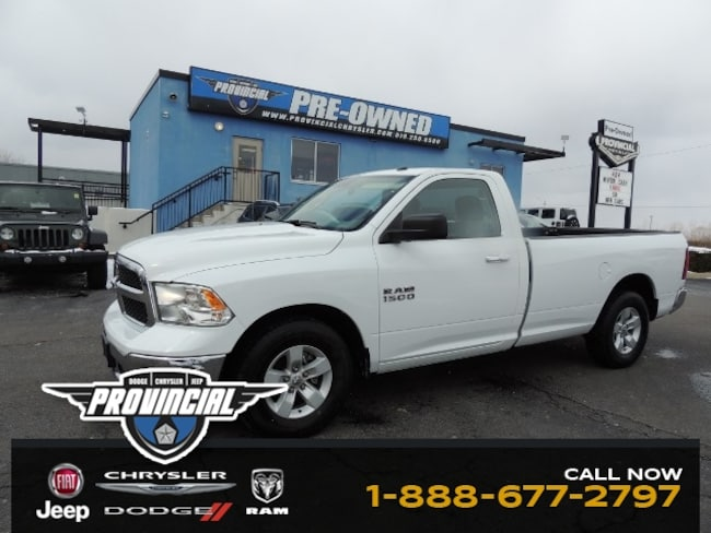 Used 2017 Ram 1500 SLT Truck Regular Cab in Windsor