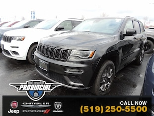 2020 Jeep Grand Cherokee Limited X SUV 1C4RJFBG7LC230638 200287
