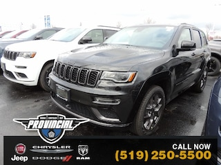 2020 Jeep Grand Cherokee Limited X SUV 1C4RJFBG7LC230638 200287
