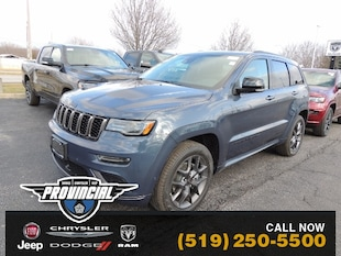 2020 Jeep Grand Cherokee Limited X SUV 1C4RJFBG5LC230640 200289