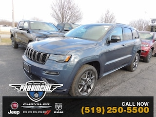 2020 Jeep Grand Cherokee Limited X SUV 1C4RJFBG5LC230640 200289