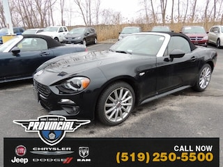 2019 FIAT 124 Spider Lusso Convertible JC1NFAEK5K0141781 190542