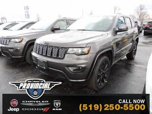 2020 Jeep Grand Cherokee Altitude SUV 1C4RJFAG0LC258511 200268