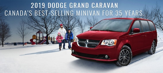 2019 Dodge Grand Caravan Minivan | Provincial Chrysler Dodge