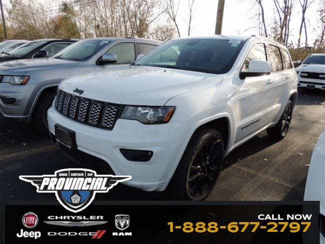 New 2020 Jeep Grand Cherokee Altitude SUV 1C4RJFAG6LC165721 200142 in Windsor, Ontario near LaSalle