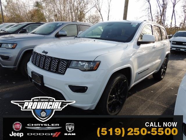2020 Jeep Grand Cherokee Altitude VUS 1C4RJFAG6LC165721 200142