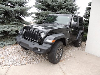 New 2018 Jeep All-New Wrangler Sport S DEMO DEAL SUV for sale in Windsor, Ontario