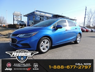 2018 Chevrolet Cruze LT Turbo Hatchback