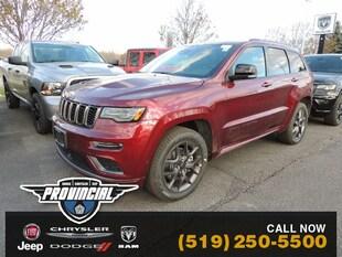 2020 Jeep Grand Cherokee Limited X SUV 1C4RJFBTXLC215676 200237