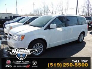 2019 Dodge Grand Caravan SXT Premium Plus Van 2C4RDGBGXKR807505 191559
