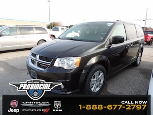 2019 Dodge Grand Caravan Crew Plus Van 2C4RDGDG2KR598659 190366