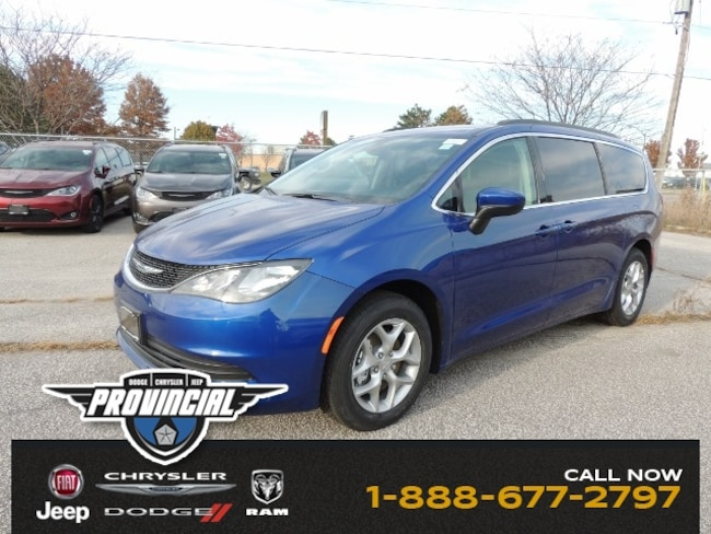 New 2019 Chrysler Pacifica Touring Windsor Chrysler Dealer Provincial Van 2C4RC1DG3KR556226 190181 dealer in Windsor, Ontario - inventory