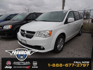 New 2019 Dodge Grand Caravan Crew Plus Van 2C4RDGDG3KR598668 190358 for sale in Windsor, Ontario