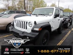 2019 Jeep All-New Wrangler Sport SUV 1C4GJXAG3KW638825 190949
