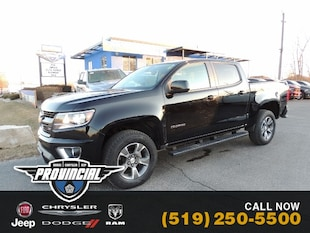2015 Chevrolet Colorado Z71 Truck