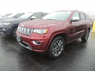 New 2018 Jeep Grand Cherokee Overland DEMO DEAL SUV for sale in Windsor, Ontario