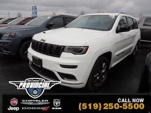 2020 Jeep Grand Cherokee Limited X SUV 1C4RJFBT2LC215669 200242